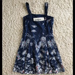 Lavand Dresses - Lavand Blue Dress. Size medium. NWT